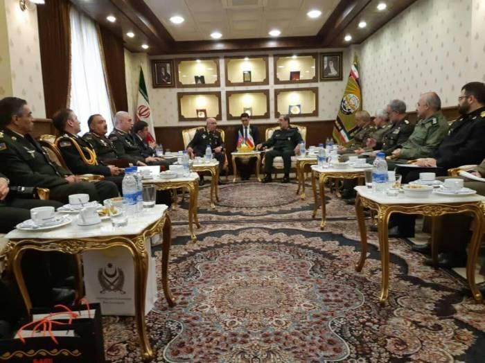 Iran, Azerbaijan convene 2nd joint military commission