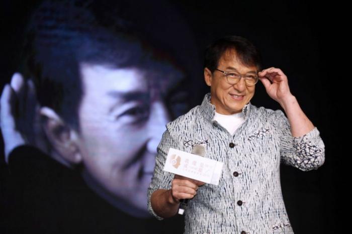 Jackie Chan offers reward of $197,000 for antidote to coronavirus