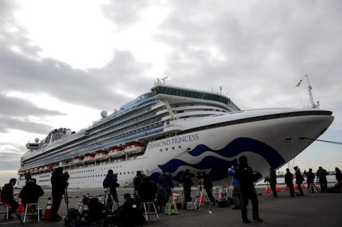 Sixty more people confirmed with coronavirus on cruise ship in Japan