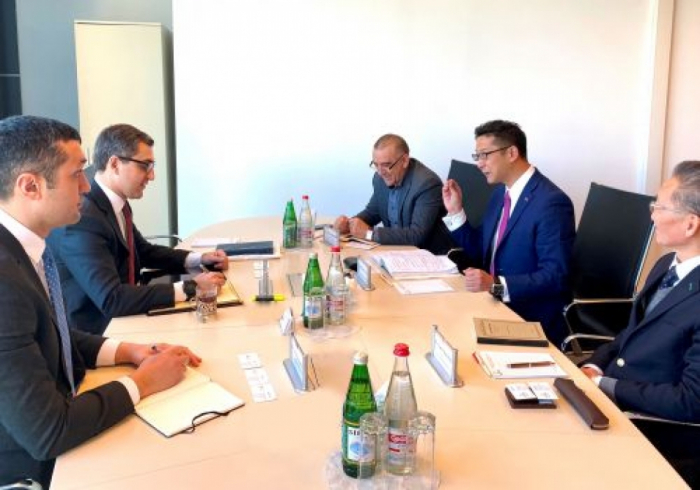 Azerbaijan, Japan discuss investment opportunities in agricultural production