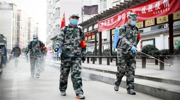 """""""خيبة أمل"""" أمريكية لعدم تعامل الصين بشفافية مع فيروس كورونا"""