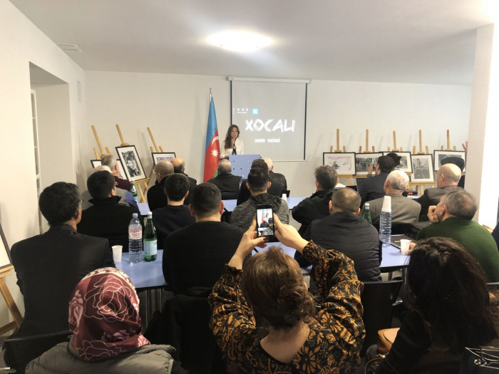 Khojaly genocide victims commemorated in Switzerland