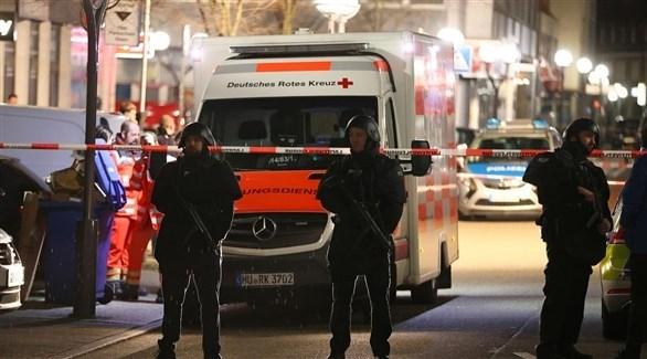 العثور على المشتبه به في إطلاق النار قرب فرانكفورت ميتاً