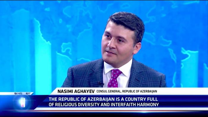 ABŞ telekanalında Azərbaycanla bağlı veriliş yayımlanıb - VİDEO