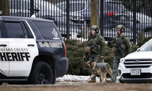 Milwaukee shooting: five dead at Molson Coors campus after employee opens fire
