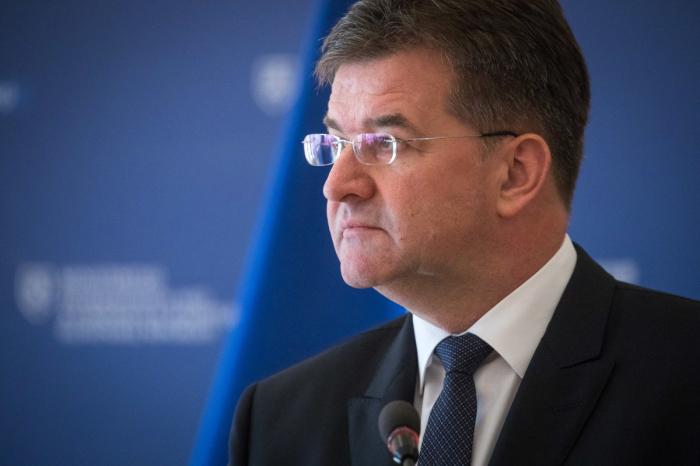 «La Slovaquie est prête à faire tout ce qui est en son pouvoir pour résoudre le conflit»,  Lajčak