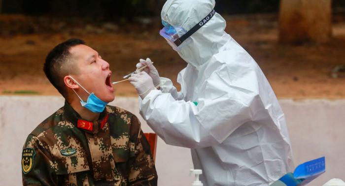 الصين تسجل 15 ألف إصابة جديدة بفيروس كورونا المستجد خلال 24 ساعة