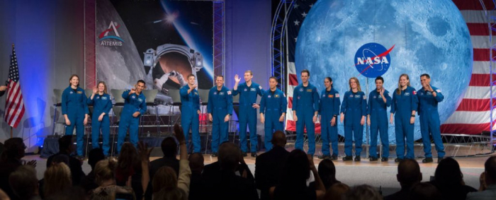 Here are qualifications you need to be among NASA