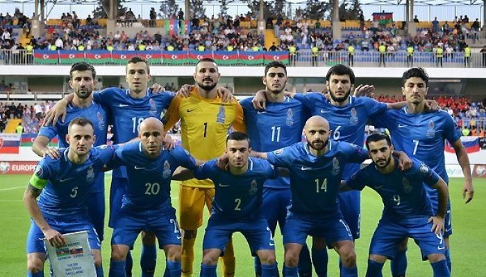 UEFA-nın yeni reytinqi    - Millimizin mövqeyi dəyişmədi