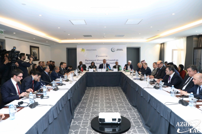 Baku hosts 2nd session of OIC Permanent Ministerial Council on Youth and Sports