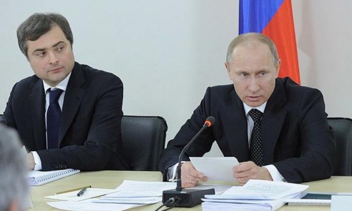 Putin köməkçisini işdən çıxardı