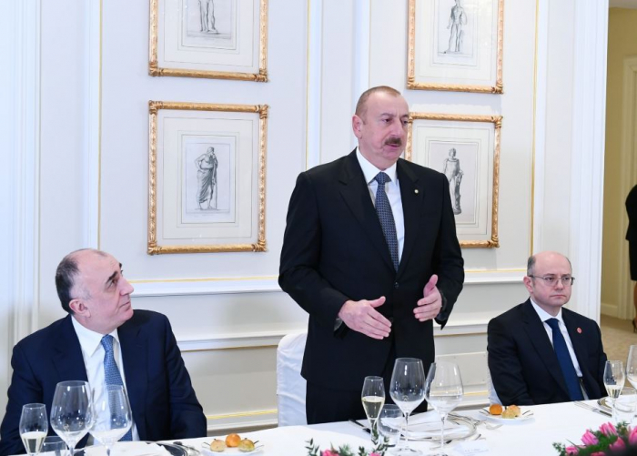President Aliyev: Technological renewal of Azerbaijan is our priority