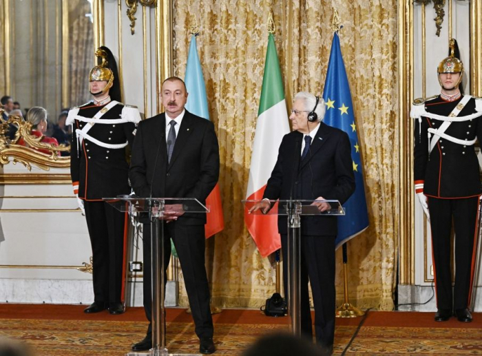 President Ilham Aliyev: Azerbaijan has confirmed its reputation of reliable partner
