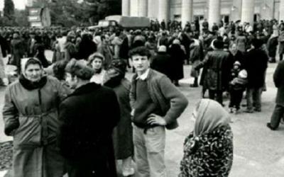 مرور 32 عاما على أحداث سومغاييت