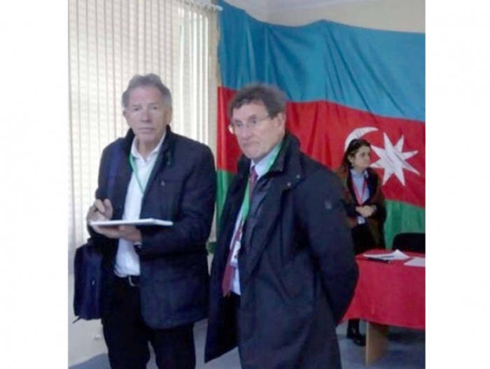 OSCE PA observation mission: Voting process meets all rules in Azerbaijan
