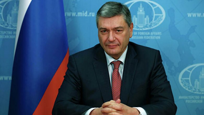 Assistance in Karabakh conflict's settlement is among Russia's foreign policy priorities