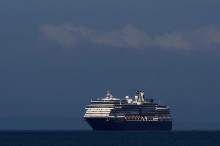 Cruise ship shunned over coronavirus fears arrives in Cambodia