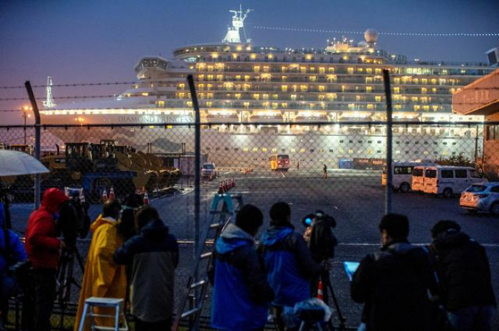 Fourth passenger from cruise ship dies in Japan - NHK