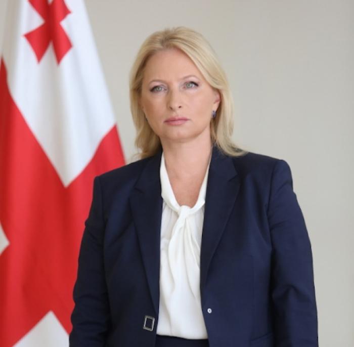 Delegación de Georgia llega a Azerbaiyán