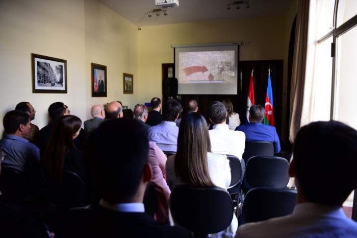Se conmemora a las víctimas del genocidio de Joyalí en el Paraguay
