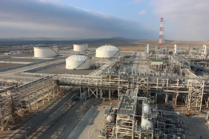 Sangachal terminal exported 263 million barrels of oil last year