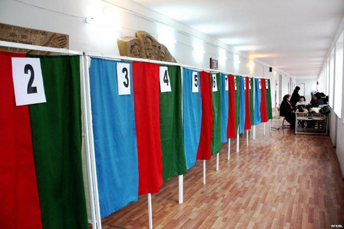 Bu gün Azərbaycanda parlament seçkiləridir