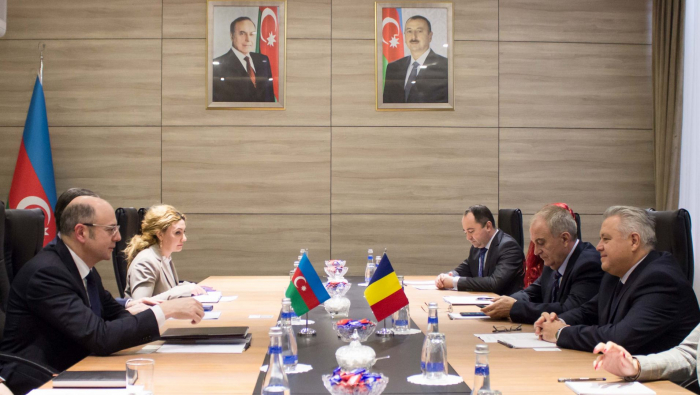 Azerbaijan discusses possibility of Romania's joining Southern Gas Corridor
