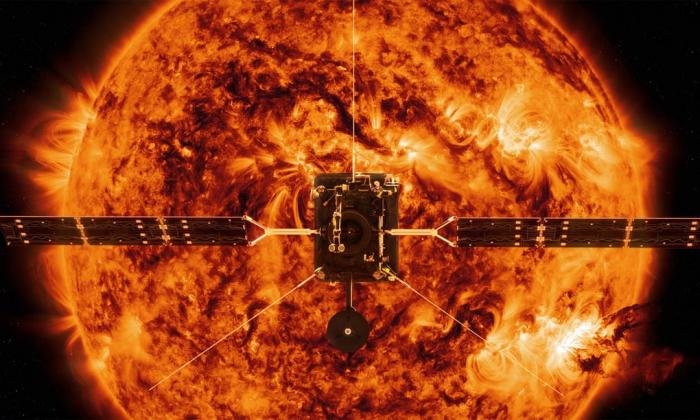 Solar Orbiter spacecraft will capture the sun