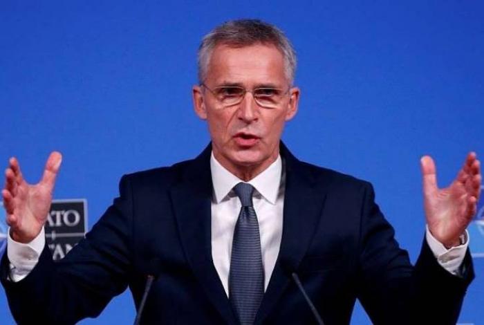 """""""NATO Rusiya ilə açıq müzakirələr aparır"""" - Stoltenberq"""