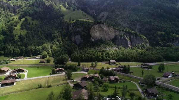 Swiss village faces evacuation over huge WW2 weapons dump removal