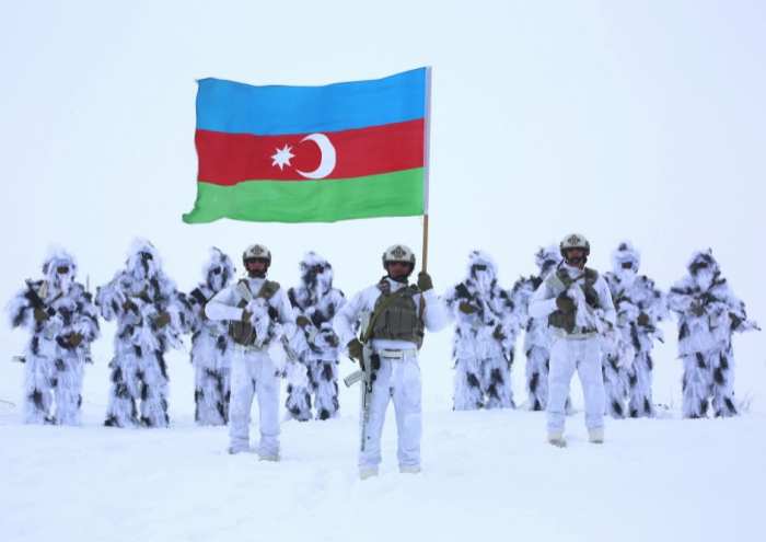 Military exercises of the Azerbaijani army caused serious concern in Armenia - PHOTOS