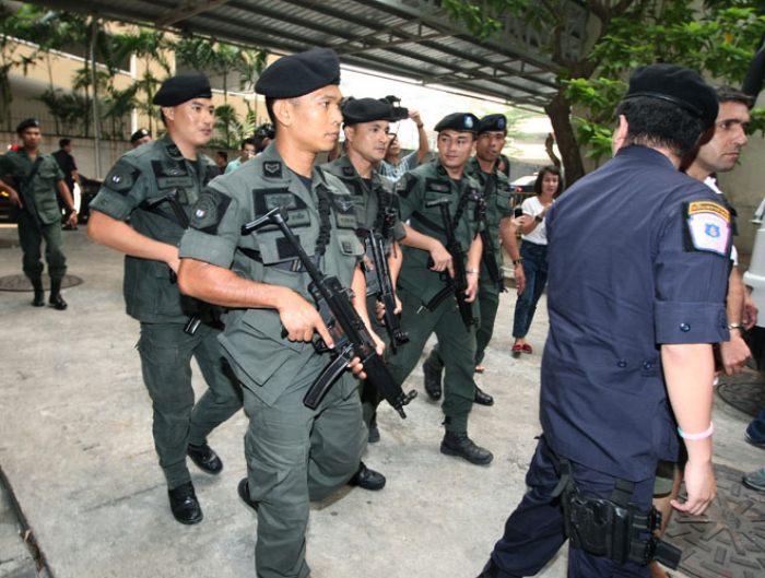 Soldier kills 20 in shooting rampage in Thailand