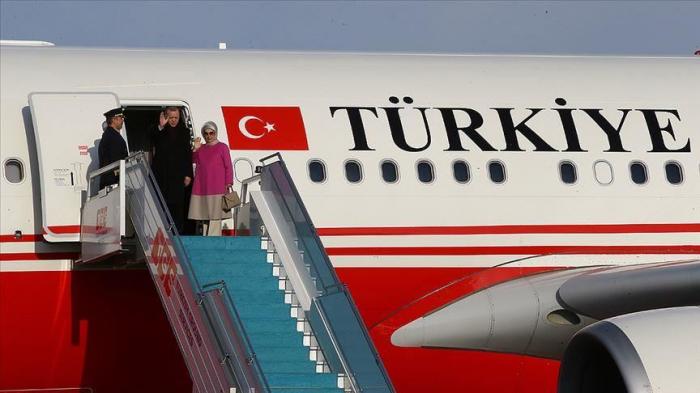 Le Président turc entame une visite officielle au Pakistan