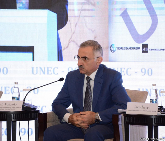 Deputy minister reveals ICT revenues in Azerbaijan for last year