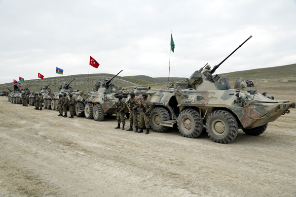 Turkey to supply modern weapons and military equipment to Azerbaijan