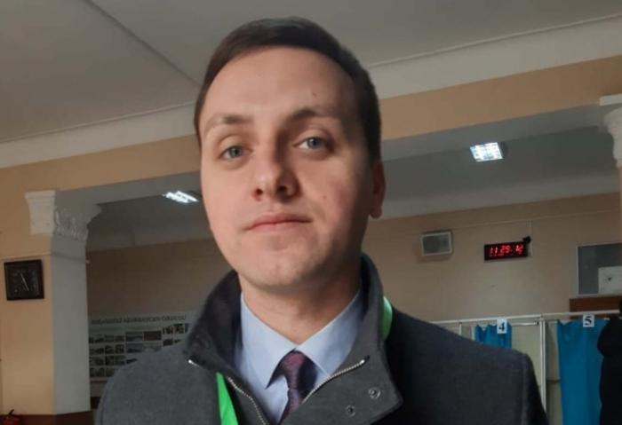 Ukrainian observer talks high voter turnout in Azerbaijani parliamentary elections