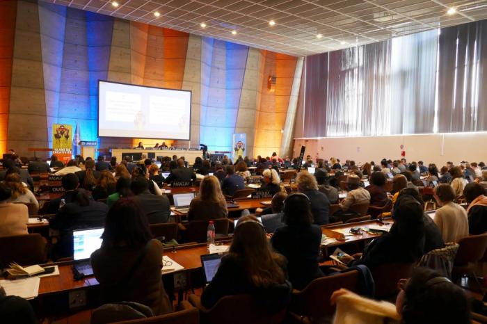 Azerbaiyán se elige al vicepresidente de la Mesa de la 14ª sesión del Comité Intergubernamental de la UNESCO