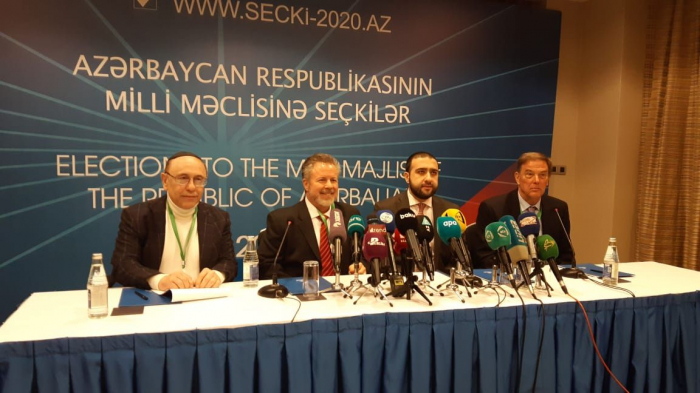 US observers praise parliamentary elections in Azerbaijan