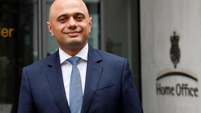 Royaume-Uni:  démission du ministre des Finances Sajid Javid