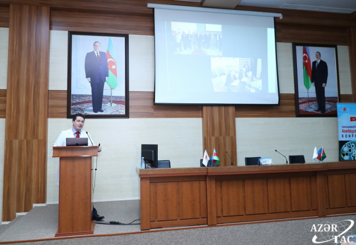 Conferencia conjunta de Azerbaiyán y Turquía se celebró en el Centro Nacional de Oncología