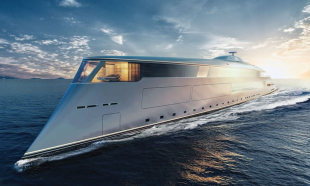 Bill Gates orders £500m hydrogen-powered superyacht