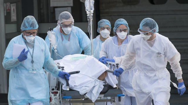Coronavirus: plus de 30.000 morts dans le monde, les deux tiers en Europe