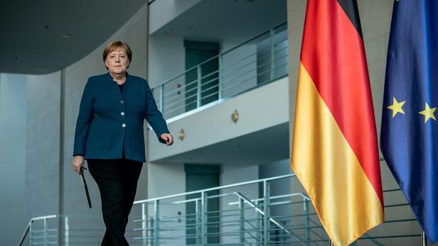 En Allemagne, un plan de soutien géant de 1100 milliards d