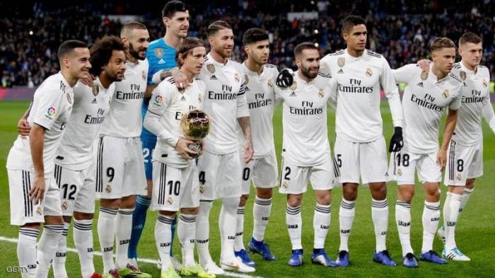 """ريال مدريد يحصد لقبا جديدا من """"الحجر الصحي"""""""