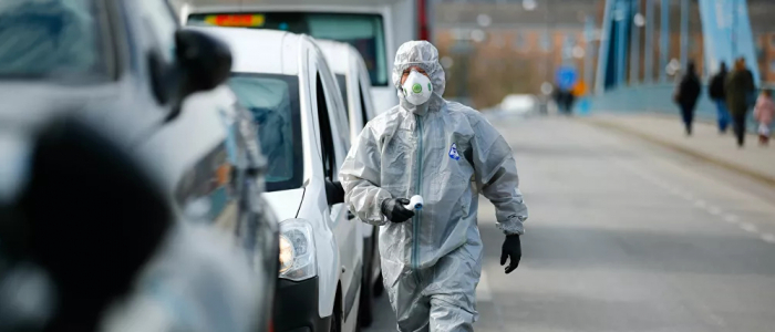 جنوب أفريقيا تسجل 155 إصابة جديدة بفيروس كورونا