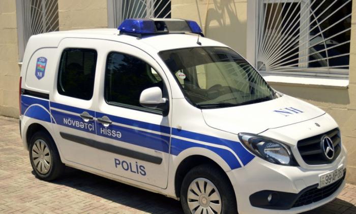 İranla sərhəddə silahlı insident - 8 nəfər saxlanıldı
