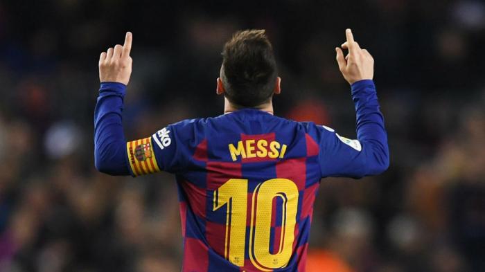 Messi koronavirusa görə 1 milyon yardım etdi