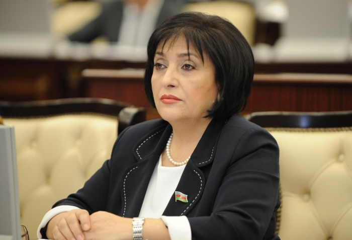 Sahibə Qafarova YAP-ın Milli Məclis sədrliyinə namizədi oldu