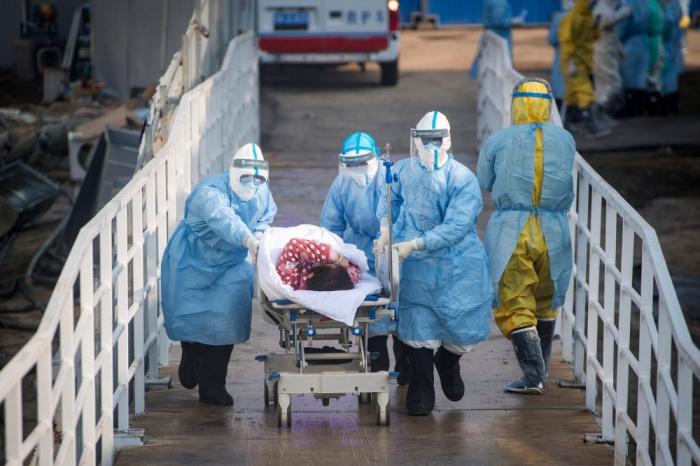 Çində koronavirusdan ölənlərin sayı 2873-ə çatıb