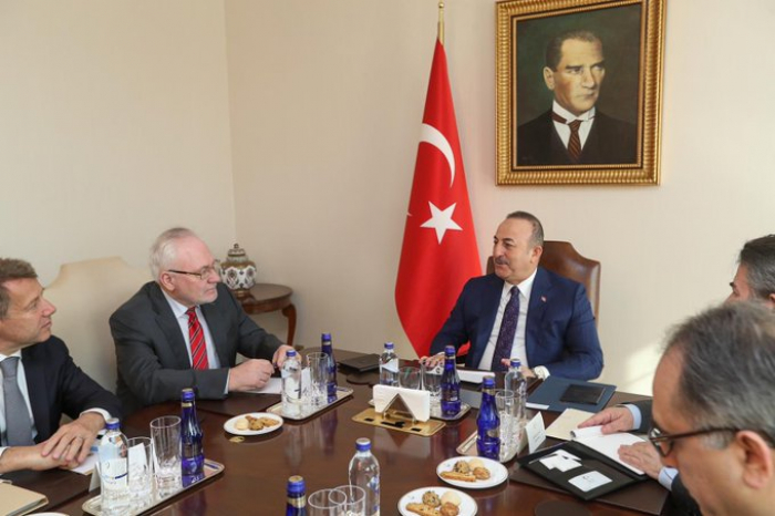 Turkish FM: Karabakh conflict settlement should be in full respect of Azerbaijan's territorial integrity